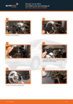 bak och fram Bromsbelägg MERCEDES-BENZ VIANO (W639) | PDF instruktioner för utbyte