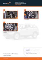 HONDA-handbok för reparationer med illustrationer