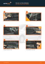 Bilmekanikers rekommendationer om att byta MERCEDES-BENZ Mercedes Viano W639 CDI 3.0 (639.811, 639.813, 639.815) Bromsbelägg