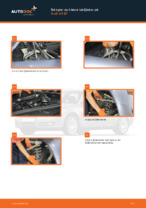 Bilmekanikers rekommendationer om att byta AUDI Audi A4 b7 2.0 TDI 16V Fjäderbenslagring