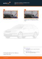 Manuell PDF för OCTAVIA underhåll