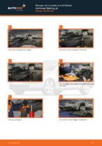 När byta Länkarm hjulupphängning SKODA OCTAVIA Combi (1Z5): pdf handledning