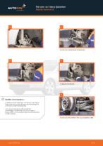SWAG 30 94 5529 för AUDI, SEAT, SKODA, VW | PDF instruktioner för utbyte