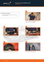 MAZDA-handbok för reparationer med illustrationer