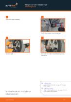 LESJÖFORS 4095039 för SEAT, VW | PDF instruktioner för utbyte