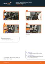 Steg-för-steg-guide i PDF om att byta Tändstift i VW TRANSPORTER V Platform/Chassis (7JD, 7JE, 7JL, 7JY, 7JZ, 7FD)