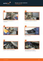 Hur byter man och justera Fjädersäte bak och fram: gratis pdf guide