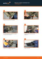 Hur byter man och justera Fjäderben VW TRANSPORTER: pdf instruktioner