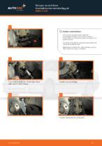 bak och fram Bromsbelägg BMW 3-serie | PDF instruktioner för utbyte