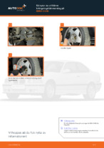 Så byter du ut främre krängningshämmarstag på BMW 3 E36