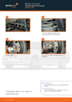 Så byter du ut bakre krängningshämmarstag på BMW 3 E36
