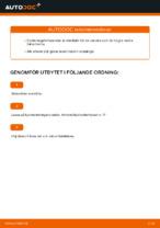 Hur byter man Tändstift FIAT PUNTO (188) - handbok online