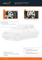 Montering Skyltbelysning OPEL ASTRA G Hatchback (F48_, F08_) - steg-for-steg manualer