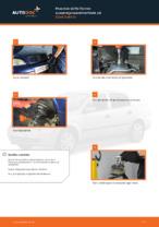 Hvordan skifte fremre suspensjonsavstiverfeste på Opel Astra G