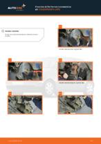 Hvordan bytte og justere Tibehørsett, skivebremse belegg VW LUPO: pdf håndbøker
