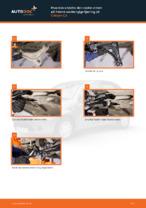 Skifte Styrearm: pdf instruksjoner for CITROËN C3