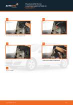 Hvordan skifte fremre suspensjonsavstiverfeste på Opel Astra H