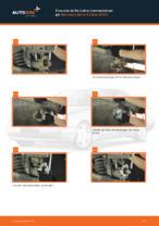 Hvordan skifte bakre bremsekaliper på Mercedes-Benz E-Class W210