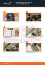 Trinn-for-trinn reperasjonshåndbøker Mercedes S210