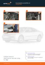 Mekanikerens anbefalinger om bytte av PEUGEOT Peugeot 406 Stasjonsvogn 2.0 16V Bremseklosser