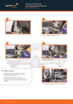 Montering Valselager SKODA OCTAVIA Combi (1Z5) - steg-for-steg manualer