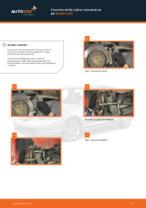 MAZDA-reparasjonshåndbøker med illustrasjoner