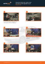 Skifte Styrearm: pdf instruksjoner for MAZDA 3