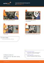 Hvordan skifte strekkstangenden på Volkswagen T5