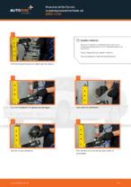 Hvordan skifte fremre suspensjonsavstiverfeste på BMW 3 E36