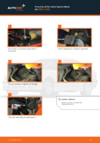 Hvordan skifte bakre fjærbenfeste på BMW 3 E36