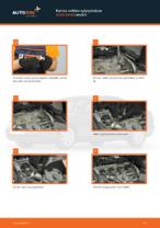 Kuinka vaihtaa sytytystulppa AUDI A4 В5 malliin