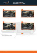 Kuinka vaihtaa moottoriöljyt ja öljynsuodatin AUDI A4 В5 malliin