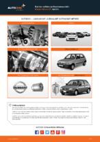 Tutustu yksityiskohtaiseen oppaaseemme NISSAN Polttoainesuodatin -ongelman bensiini ja diesel vianmäärityksestä
