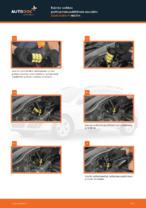 Polttoainesuodatin vaihto: OPEL ASTRA pdf oppaat
