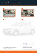 Kuinka vaihtaa taka-iskunvaimentimen jouset Opel Astra H malliin