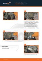 HONDA CR-V II (RD_) Alatukivarsi vaihto : opas pdf