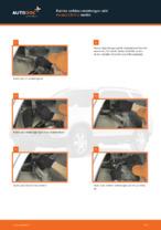 Automekaanikon suositukset HONDA Honda CR-V III 2.0 i 4WD (RE5) -auton Alapallonivel-osien vaihdosta