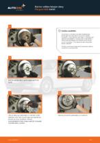 Kuinka vaihtaa ja säätää Etujarrulevyt ja takajarrulevyt : ilmainen pdf-opas