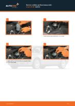 Kuinka vaihtaa polttoainesuodatin Audi A4 В7 malliin
