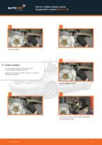 Automekaanikon suositukset MAZDA Mazda 3 bk 1.6 DI Turbo -auton Alatukivarsi-osien vaihdosta