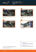 Kuinka vaihtaa moottorin ilmansuodatin Volkswagen T5 malliin