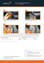 Automekaanikon suositukset AUDI Audi 80 b4 2.0 E -auton Jarrulevyt-osien vaihdosta