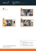Kuinka vaihtaa taka-iskunvaimentimet Volkswagen T5 malliin
