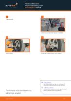 Kuinka vaihtaa taka-iskunvaimentimen jouset Volkswagen T5 malliin