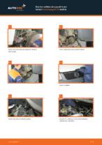 Kuinka vaihtaa Ilmansuodatin VW TRANSPORTER V Platform/Chassis (7JD, 7JE, 7JL, 7JY, 7JZ, 7FD) -malliin - vinkkejä ja temppuja