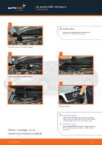 Jak wymienić filtr kabinowy w AUDI A4 В5