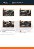 Jak wymienić olej silnikowy i filtr oleju w AUDI A4 В5