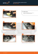 Jak wymienić filtr powietrza silnika w AUDI A4 В5