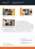 Jak wymienić drążek/linkę tylnego stabilizatora w AUDI A4 В5