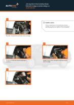 Jak wymienić końcówkę drąka kierowniczego poprzecznego w AUDI A4 В5
